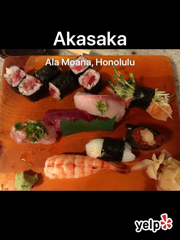 I checked in at Akasaka #Yelp #Yelfie ht...