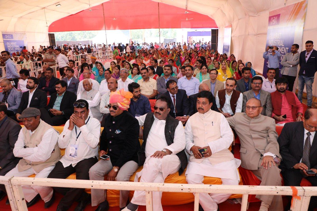 Rajput Business EXPO – 2018 kicks off in Gandhinagar