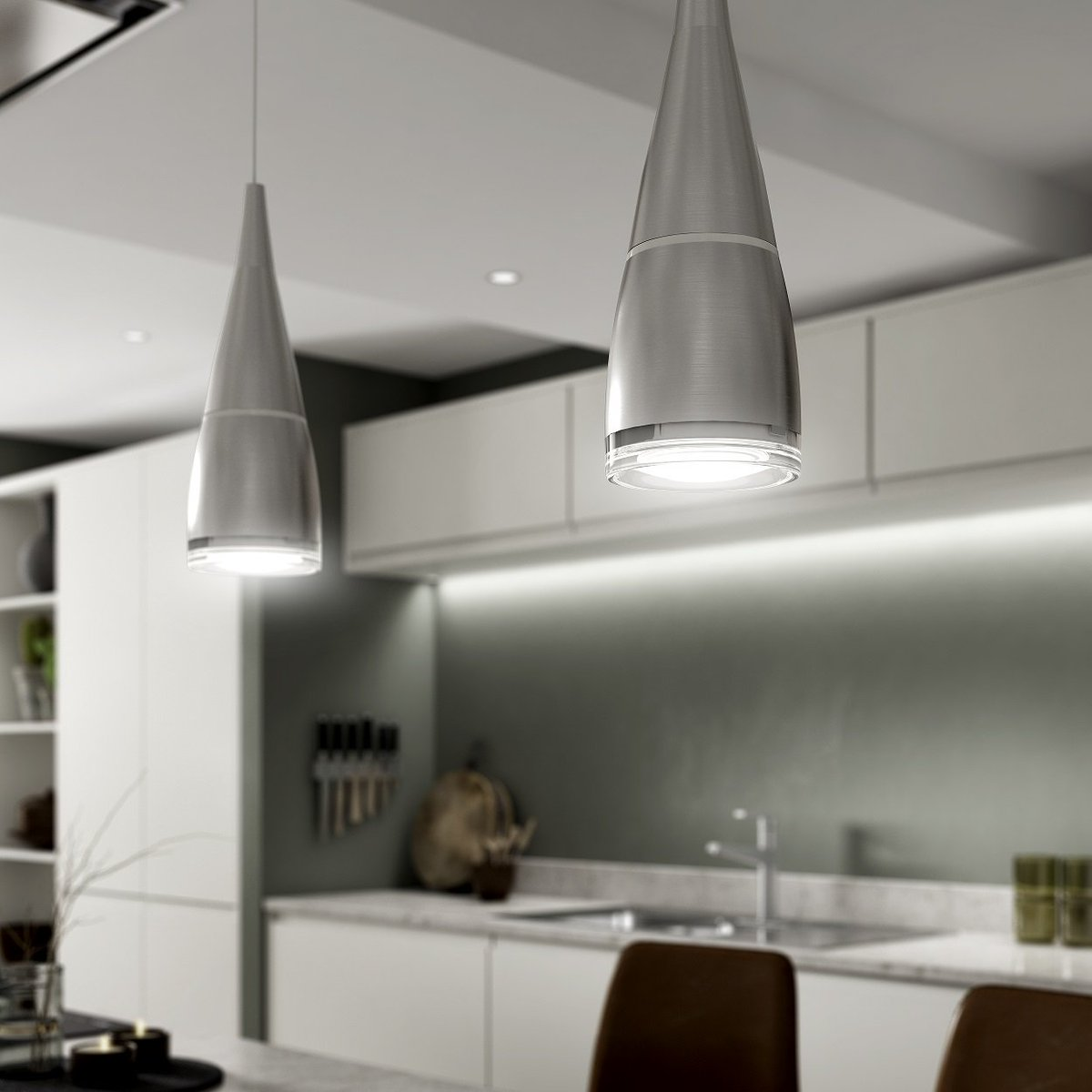 Wickes on twitter our camden dove grey matt kitchen has stylish our speaker lights are ideal for entertaining and help keep surfaces clutter free httpbit2engllk picitterqyqlsrluup aloadofball Image collections