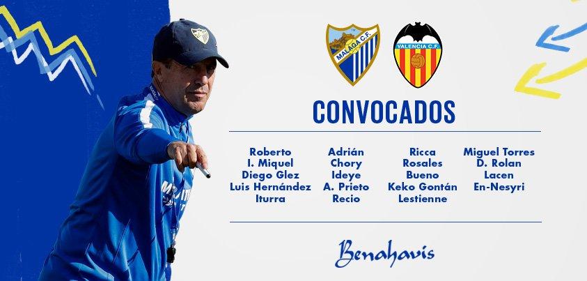 DWJ8odQXcAACYNv Miguel Torres principal novedad en la convocatoria para recibir al Valencia - Comunio-Biwenger