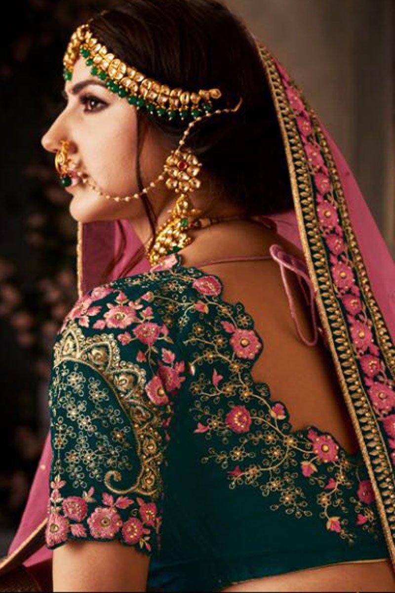 6d56d38471 ... -designer-embroidered-festival-wear-indian-bride-wedding-wear-velvet- fabric-traditional-gown-style-lehenga-choli-nakkashi-ethnic-emerald-5113.html  …