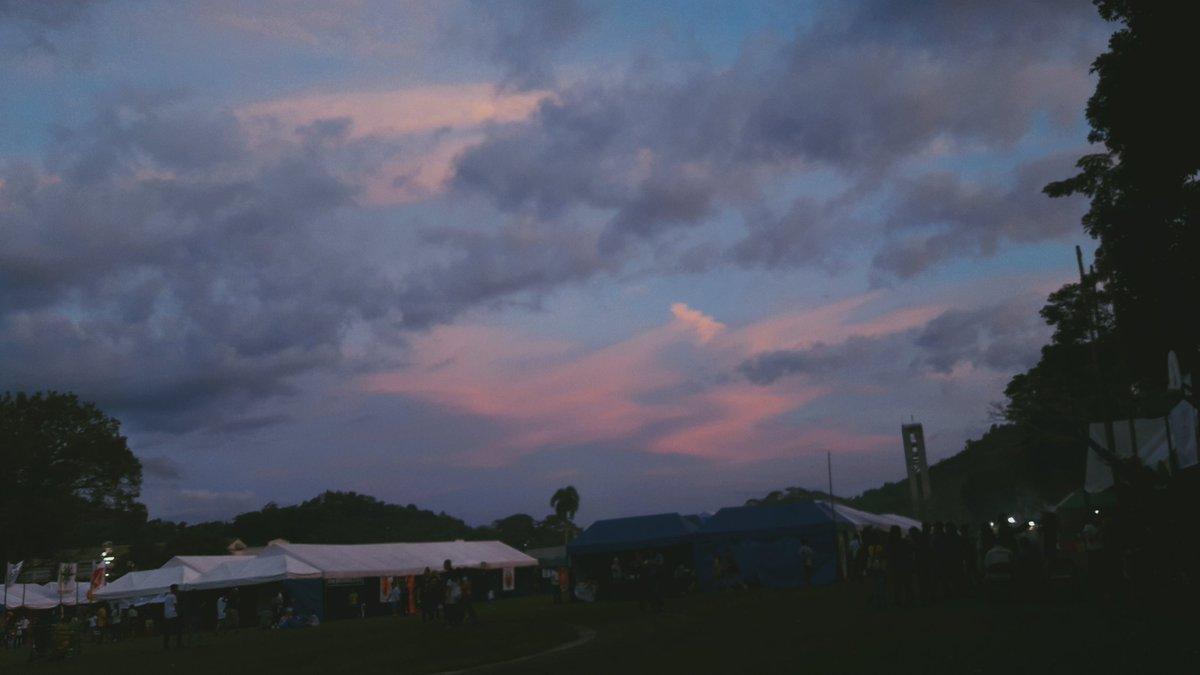 Dindin On Twitter Uplb S Own Version Of Rose Quartz Serenity Sky
