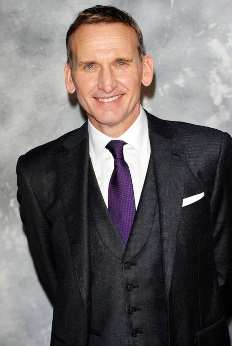 A special day of Birthday\s today! Happy Birthday Christopher Eccleston, Amanda Holden and June Brown