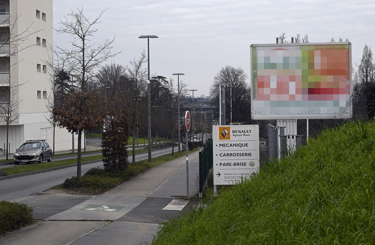 A #lormont comme sur les 28 communes de @BxMetro, un nouveau règlement local de #publicité intercommunal est en vigueur depuis le 09 février.Pour un cadre de vie moins pollué visuellement + d'infos sur lormont.fr https://t.co/bFfRg1VjqB