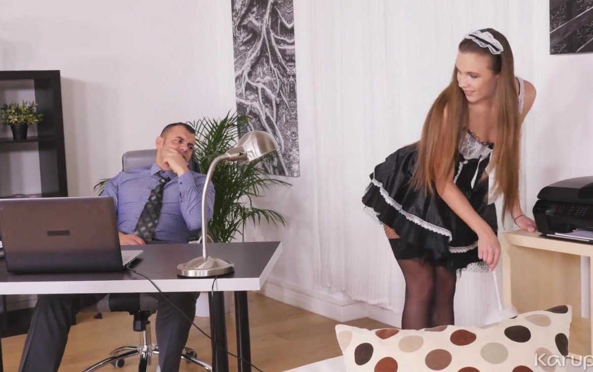 Секс с злая хозяйка, зрелая хочет траха видео