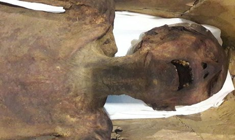 A strange way to mummify: The mystery of...