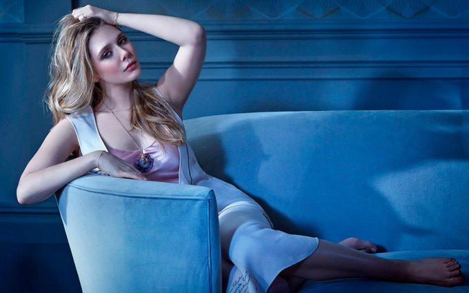 Happy Birthday to Elizabeth Olsen   About: