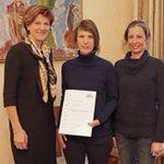 Marianna Christofides Kunst geht um die Welt – und jetzt darf sich die Filmemacherin über das Büchsenhausen-Stipendium freuen!#ibktwit #innsbruck #buechsenhausen-stipendium #kunstundkultur