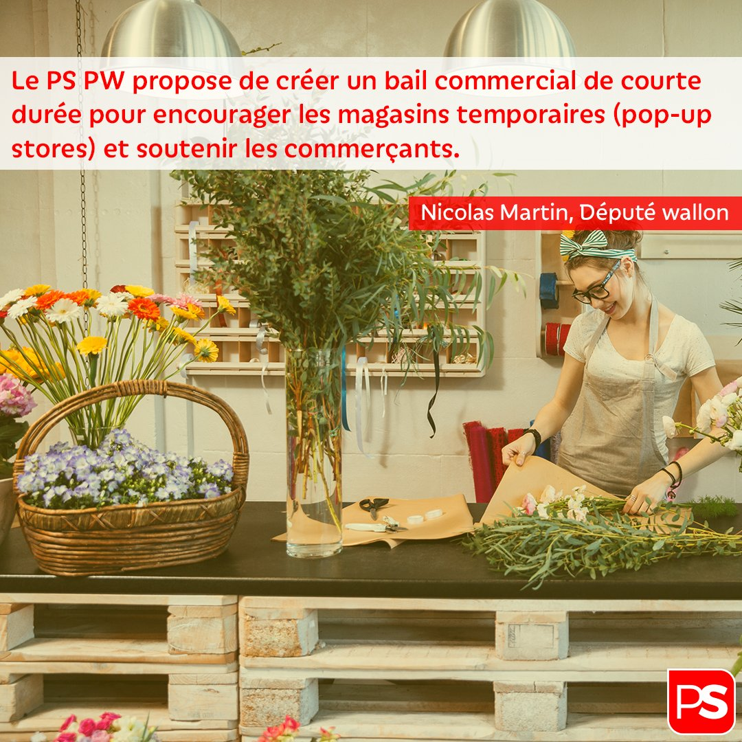 Ps Pw On Twitter Bail Commercial Pop Up Stores Il Faut