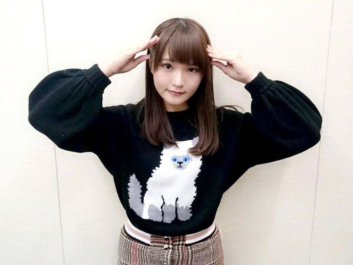 松田好花さんの肩