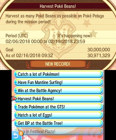 Serebii Note: The currently running Global Mission has now been completed. Be sure to participate for 2,000-4,000 FC reward on Tuesday serebii.net/index2.shtml