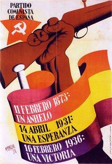 Viva por siempre el Frente Popular. http...
