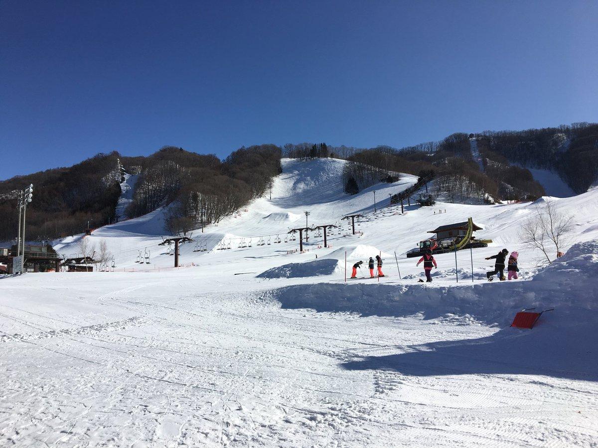 戸倉 場 尾瀬 スキー