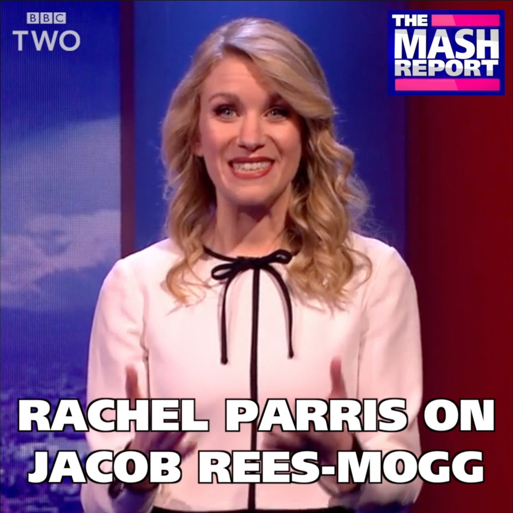 And now over to @rachelparris for a look at Jacob Rees-Mogg, minister for the 19th century. #TheMashReport 💥  https://t.co/OlJhCAmAef