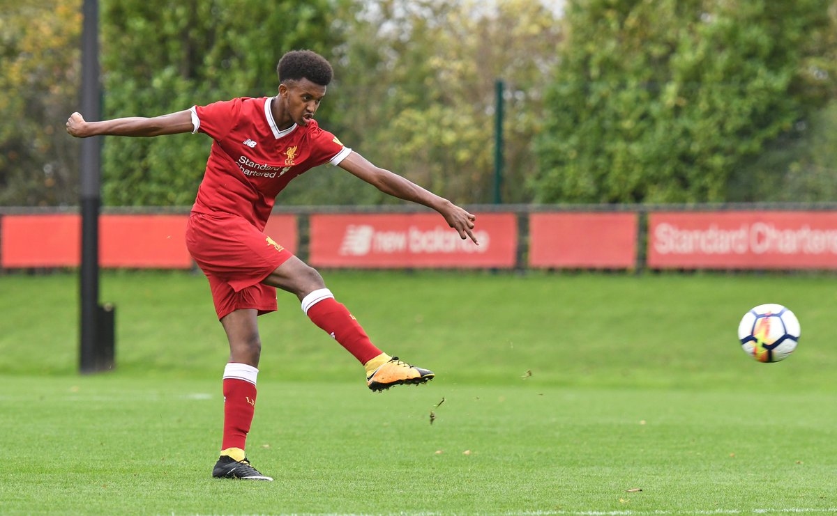 By the age of six, Sharif was training with #LFC and formally joined the club he has always supported three years later. 🔴  ➡️ Meet the Academy: lfc.tv/ADeB