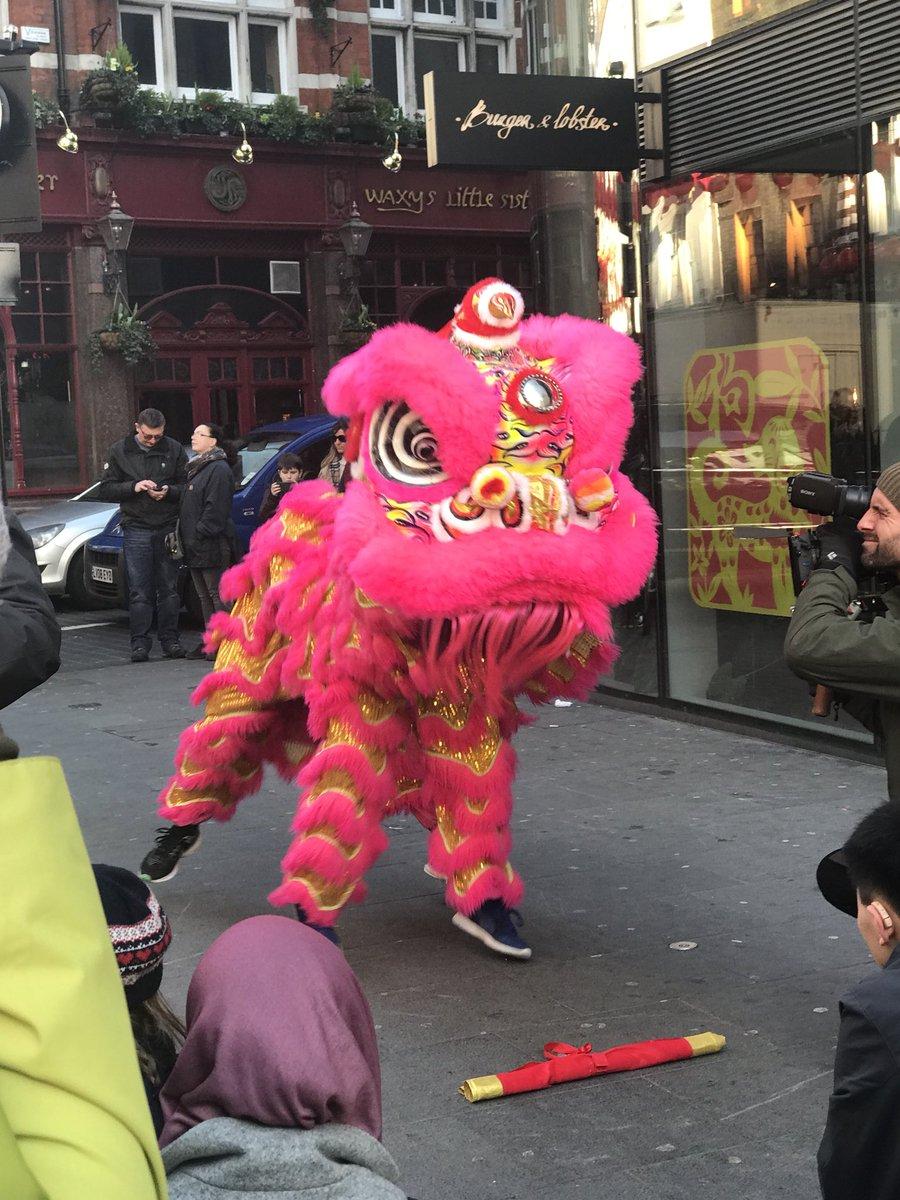 Happy Year of the Dog! #ChineseNewYear