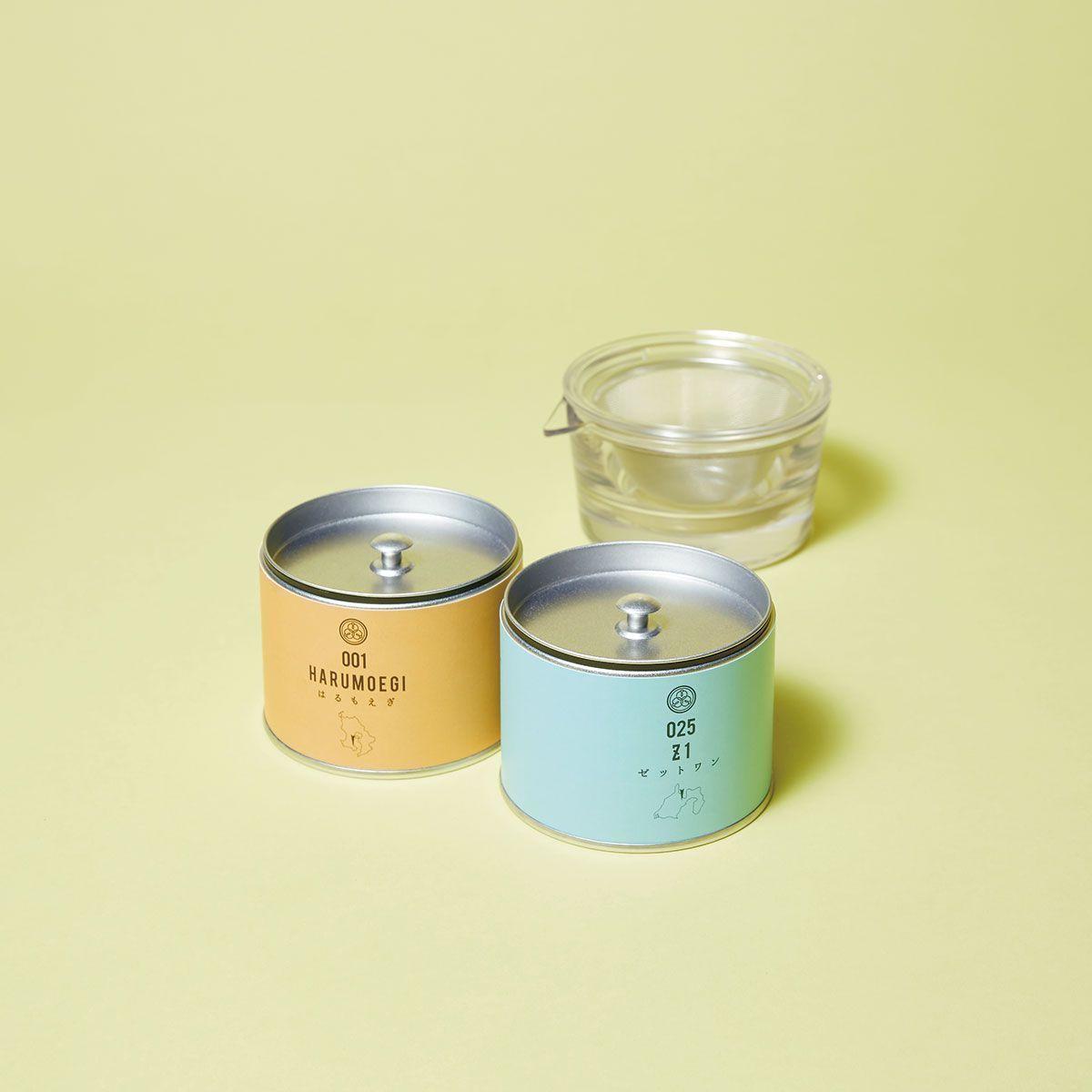 飲み比べも愉しいし、手土産にもぴったり。厳選日本茶8選。