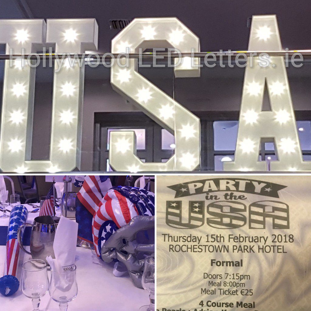 #hollywoodledletters at @RochestownPark for the #USA #socball #citsocball #citbussoc  @CITSU @CITsocieties @CIT_Business @CIT_BusAccSoc #lightupletters #galadinner #societyball #purecork #giantLEDletters #eventdecor #eventprofs @UCDstudents @ulstudentsunion @uccsocieties <br>http://pic.twitter.com/MDbSkfVDrp