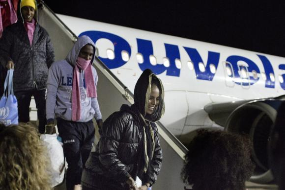 Acnur leva mais de mil refugiados líbios para a Itália e o Níger.Veja na @agenciabrasil. https://t.co/J6n3cpFIVO 📷Acnur/Alessandro Penso