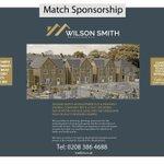 Match sponsors v Leverstock Green