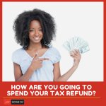 It's almost time for you all to start receiving your #refunds! What's the first thing you plan on purchasing or paying off? #ATCIncomeTax #ATC #TaxRefund #TaxSeason