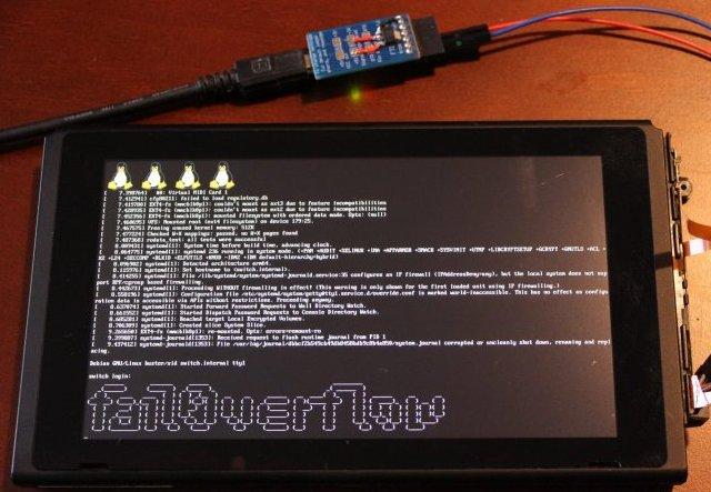 Des hackers sont parvenus à installer Linux sur la Nintendo Switch https://t.co/jmXIoX5zID