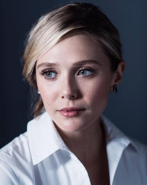 Happy Birthday Elizabeth Olsen!  Photographed by Jeff Vespa.