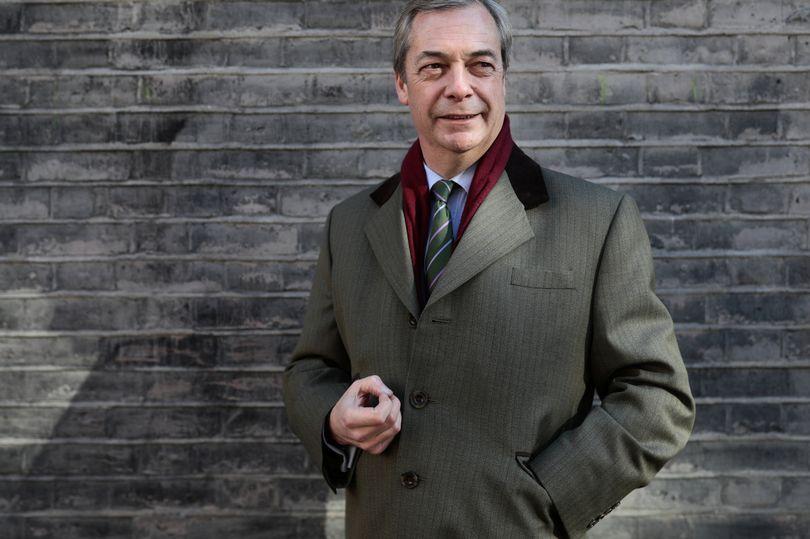 Nigel Farage admits Ukip is on the verge...
