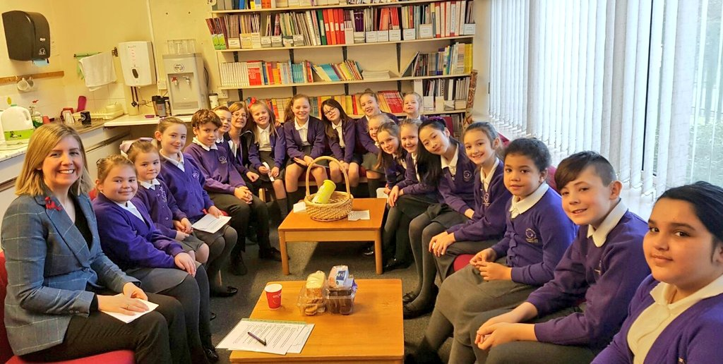Wonderful to meet all the staff and pupils at @OPA_LL to talk about my role in #Parliament and #Morley &amp; #Outwood in the context of Democracy as part of #OPABritishValues week. Great to see so many young people who will make excellent future MPs!<br>http://pic.twitter.com/GznBy5Q4zg