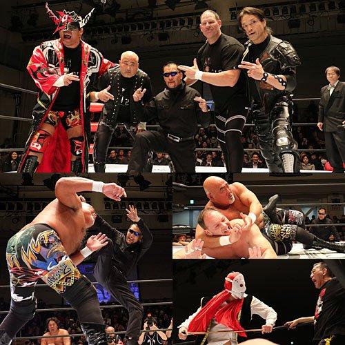 "W-1/Keiji Mutoh: Resultados ""Pro Wrestling Masters 3"" 8"