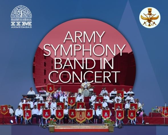 Madras Regiment Symphony Band of Indian Army to perform at IIMA