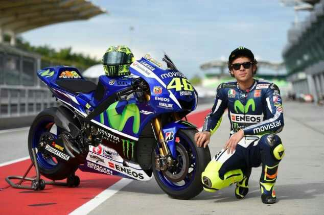 Happy Birthday Thala King Of Bike Race 46 Youngsters Role Valentino Rossi