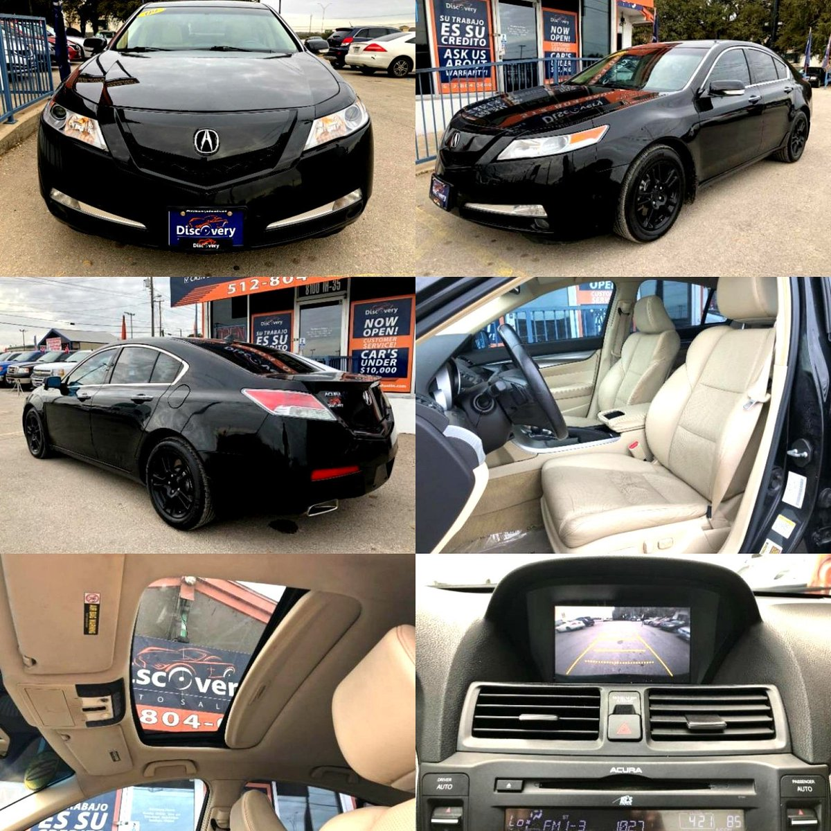discovery auto sales on twitter special 2009 acura tl 5 speed at