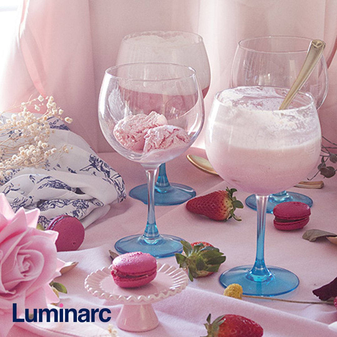 Luminarc España's photo on San Valentín