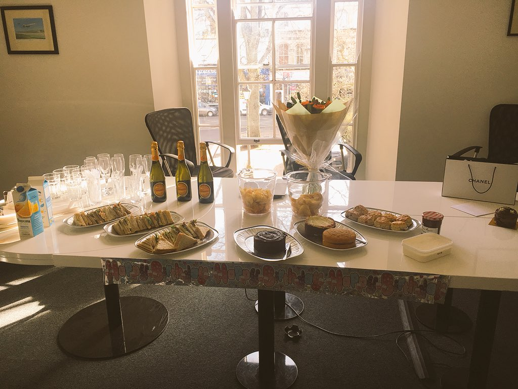test Twitter Media - Happy Birthday to Vicki! Afternoon tea celebrations at Cook Co #happyfriday #fizzfridays #TheBristolLawFirm https://t.co/jL5KeGeWft
