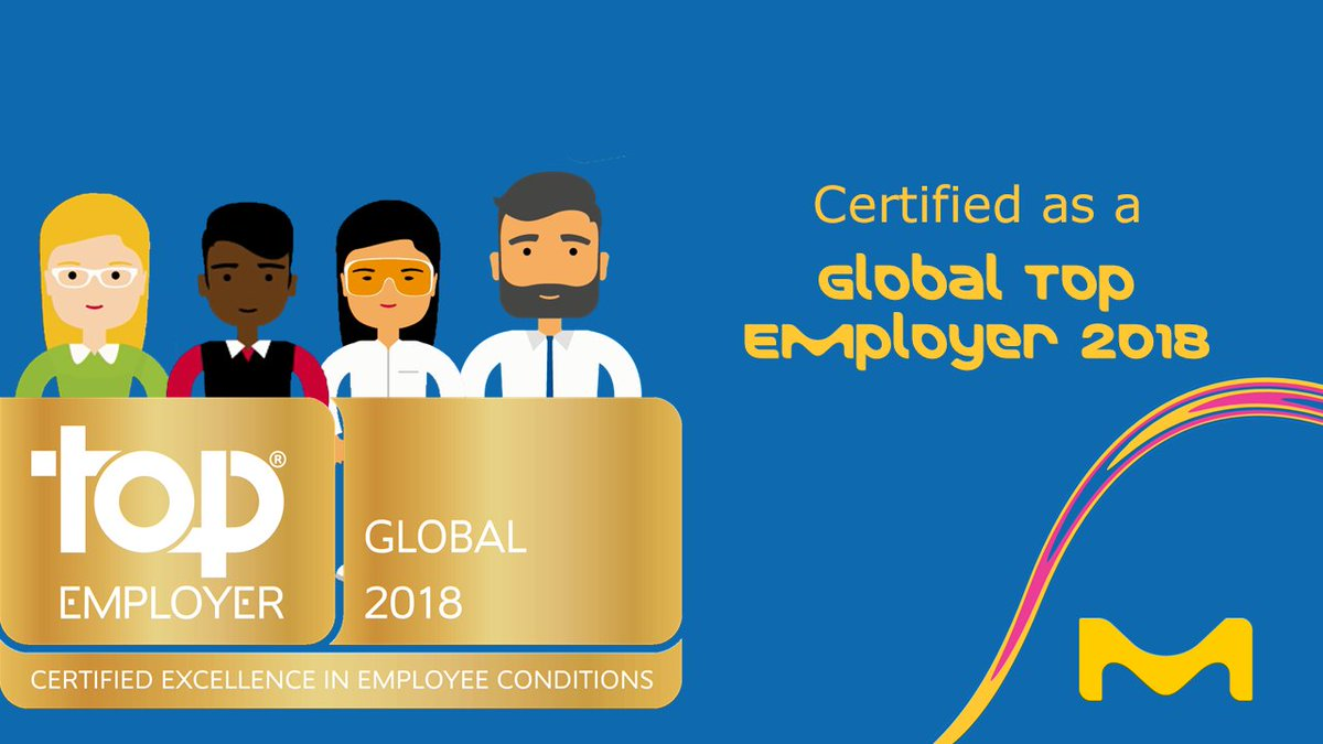 Emd On Twitter Our Company Is One Of The Worlds Best Employers