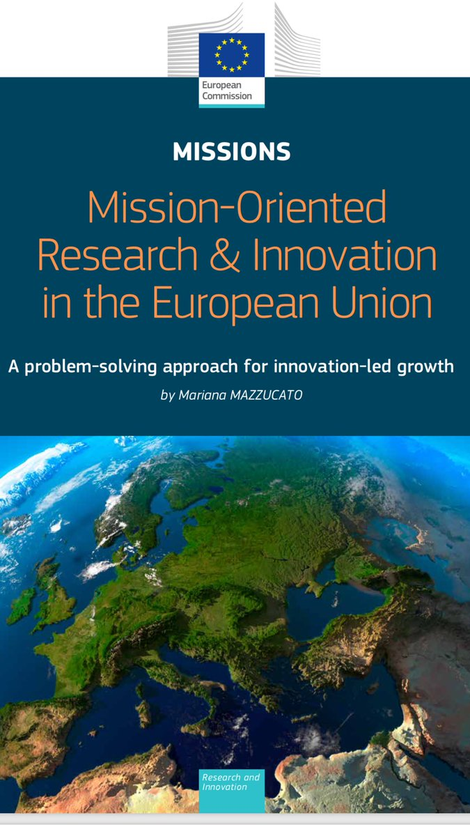 test Twitter Media - On Feb 22 @Moedas & I will launch report on mission driven EU R&I. Directing cross sectoral innovation to solve pressing societal problems. https://t.co/tsPl49IGnD