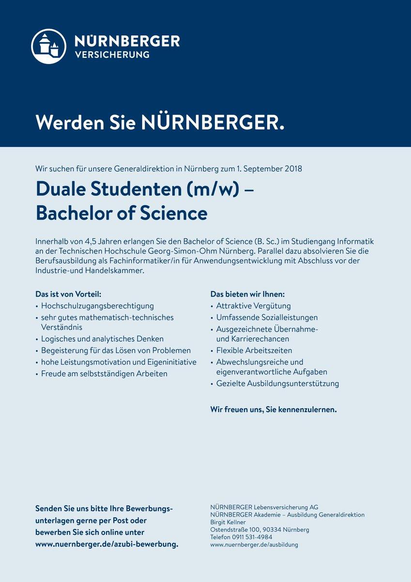 Dabei könnt ihr eure wissenschaftliche Ausbildung mit wertvoller  Berufserfahrung kombinieren. Don't miss the chance - APPLY NOW!