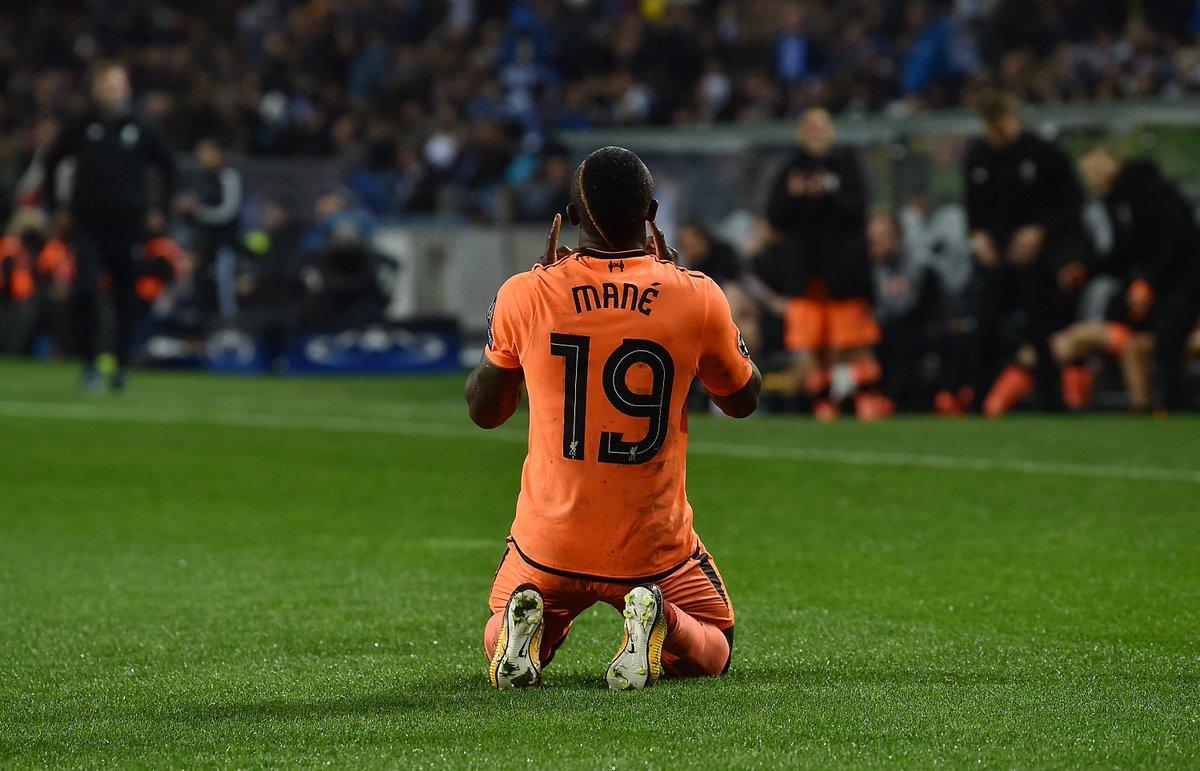 Mane named Champions League Player of the Week 🔴💫  Congratulations, Sadio! 👏  👉 lfc.tv/ADPC