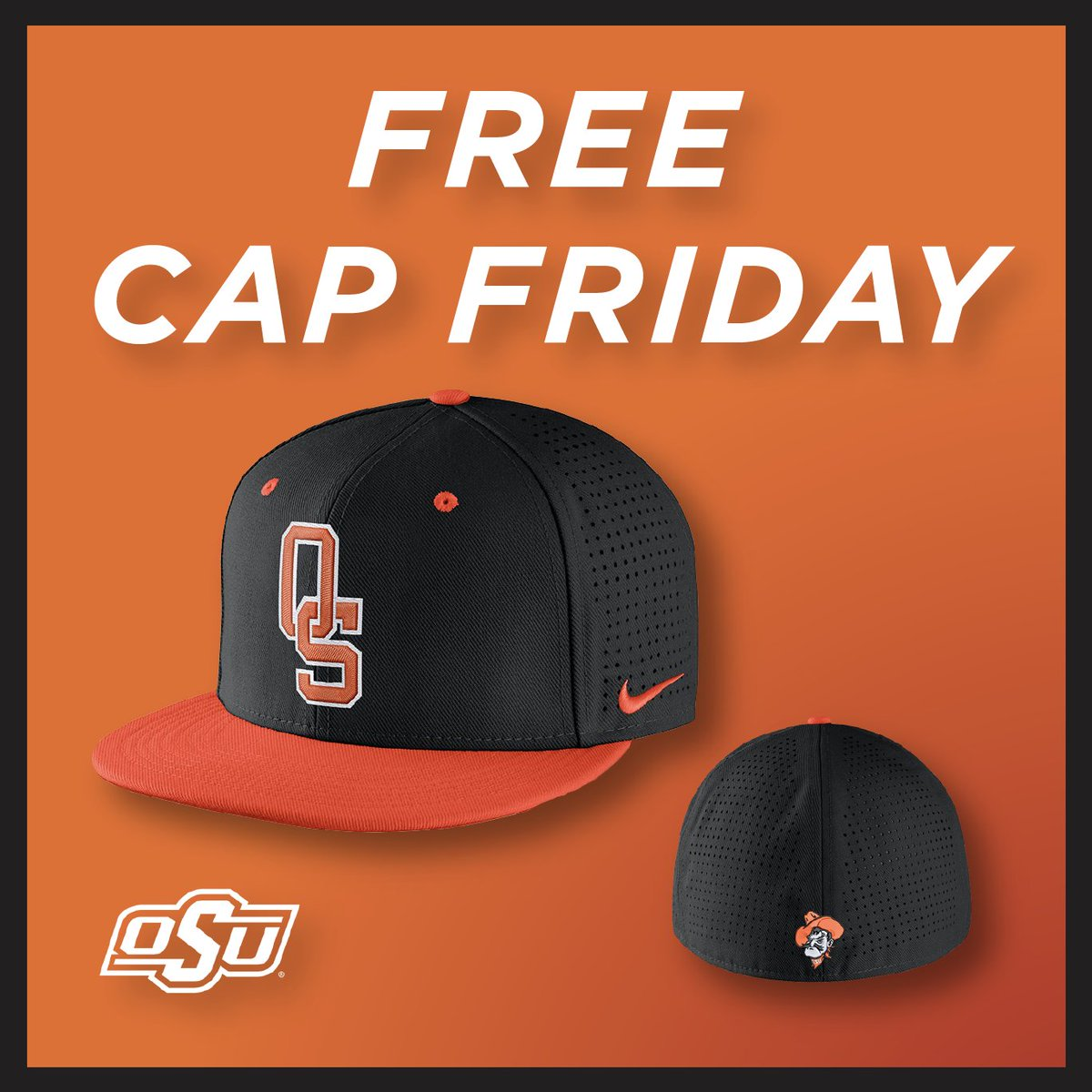 b073d6297 Oklahoma State Gear on Twitter: