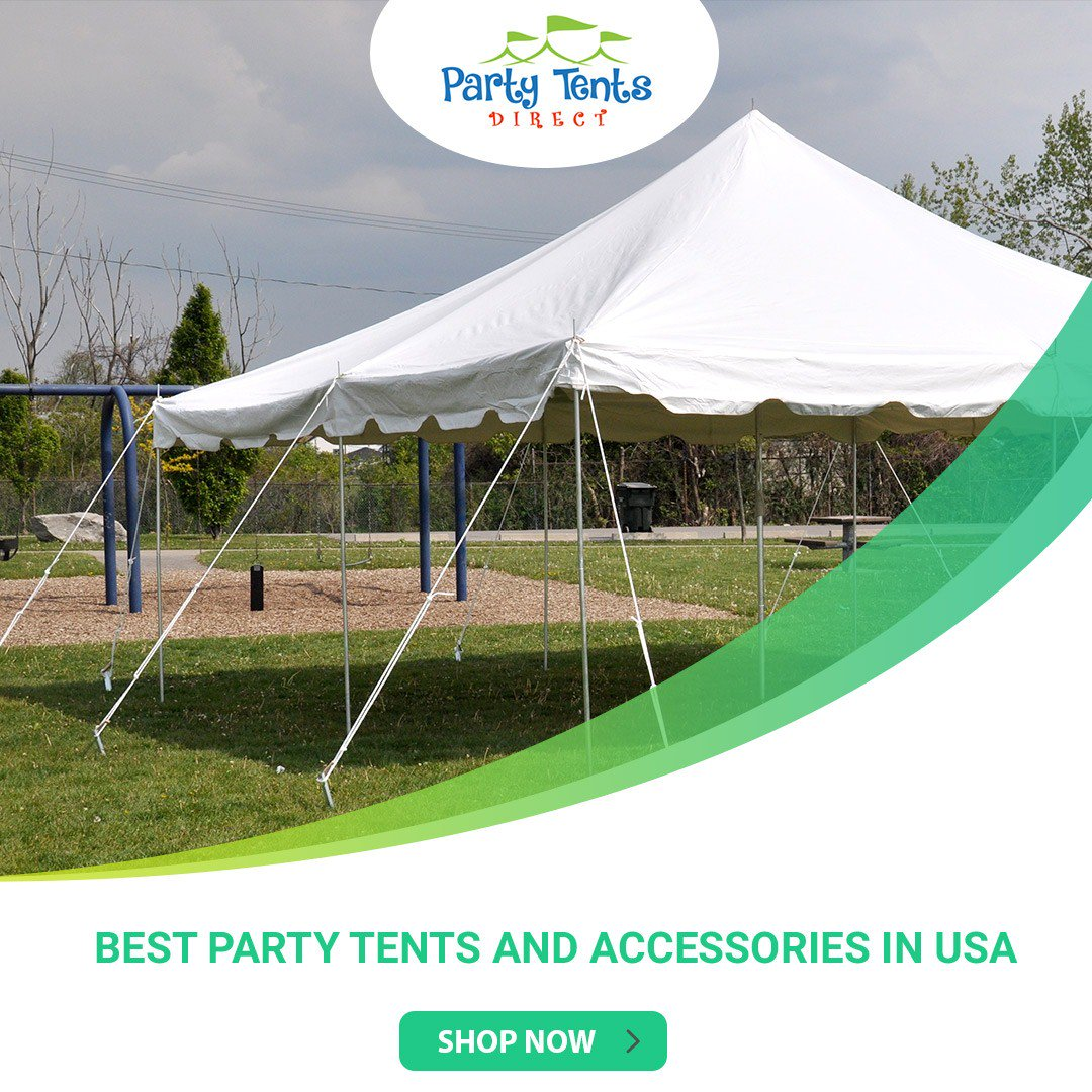 Our line of economy pole tents are light easy-to-transport and can be set up quickly. Shop now //goo.gl/J9udvw pic.twitter.com/RCWpMdhNbL & Party Tents Direct (@partytentsdir) | Twitter