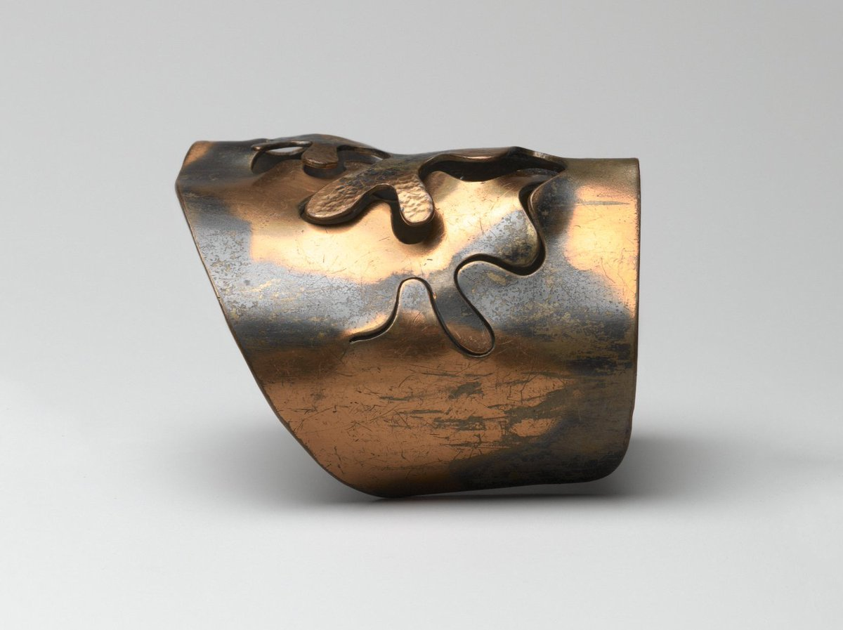 Brooklyn Museum On Twitter Brooklyn Born Black Jewelry Maker Winifred Mason Was One Of The Earliest Modernist Jewelry Designers In Nyc This Cuff Was The First Example Of Design By An African American
