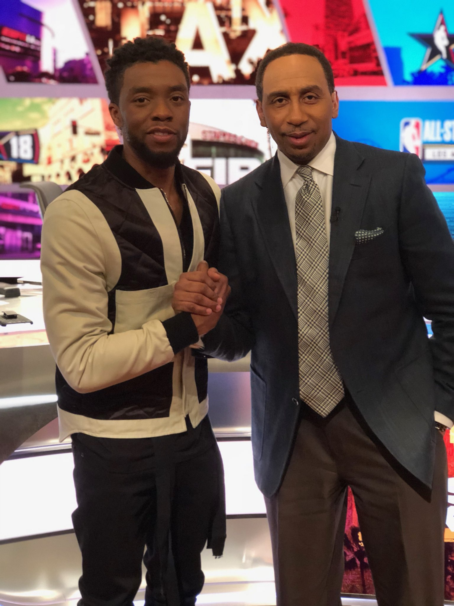 """Stephen A Smith on Twitter: """"Yo y'all.....the Black ..."""
