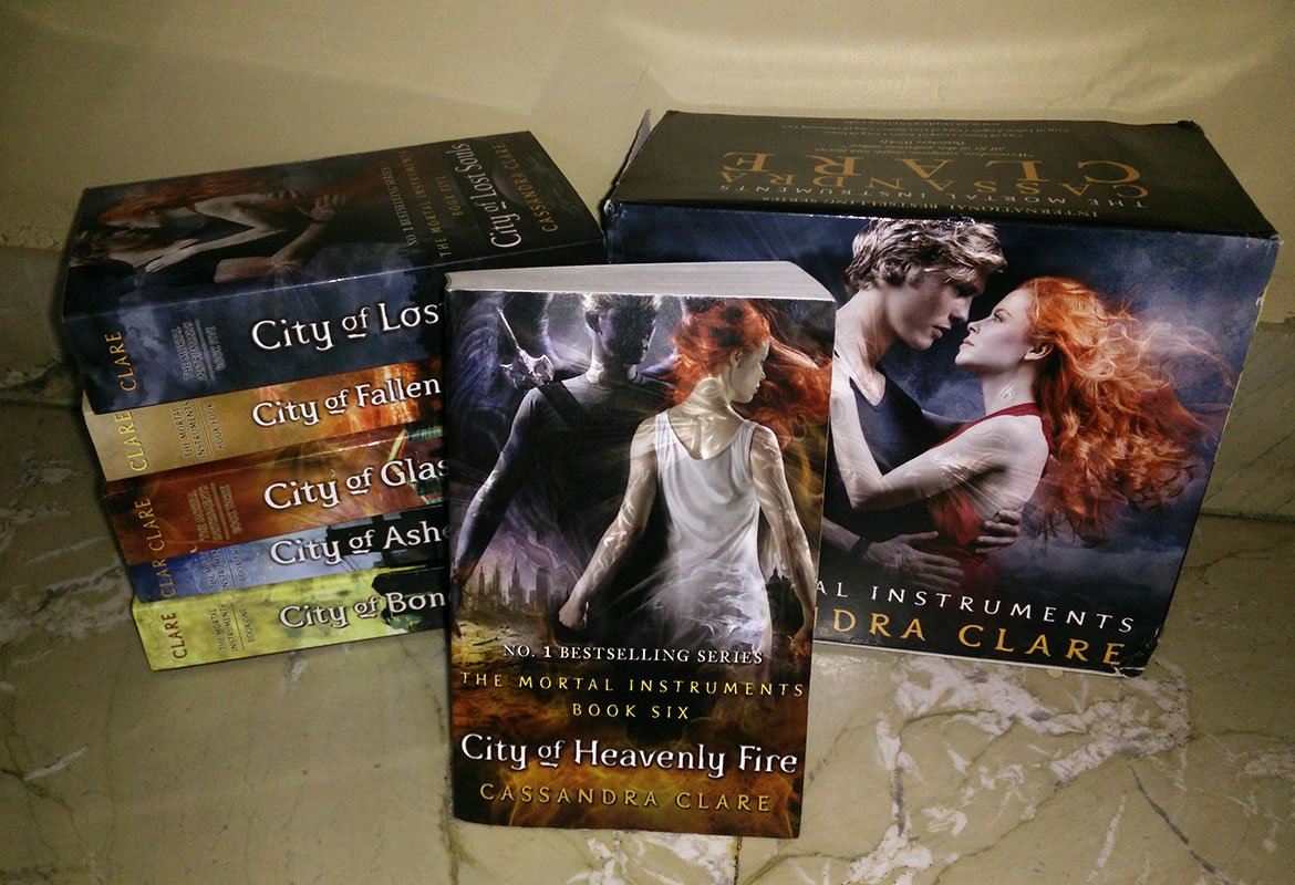 Cassandra Clare City Of Heavenly Fire Epub