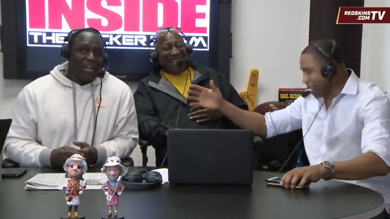 #Redskins CBs Fred Smoot and Shawn Springs were like Batman and Robin...but who was the sidekick?? #HTTR @team980 https://t.co/KQFgvHahc9