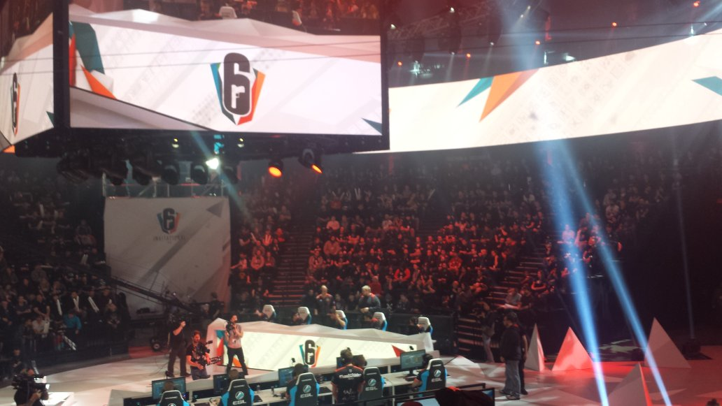 six invitational 2018 arena