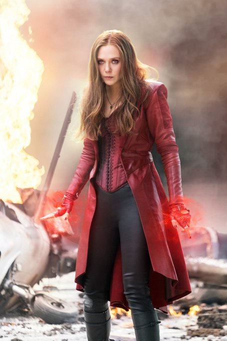 Happy Birthday Elizabeth Olsen, 29 today! Can\t wait to see her in