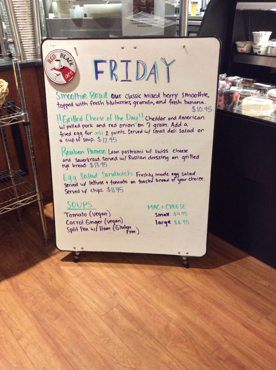 test Twitter Media - RT @RBCWes: It's Friday!!! Come check out our specials☀️😎 https://t.co/Yh76Y4kspX