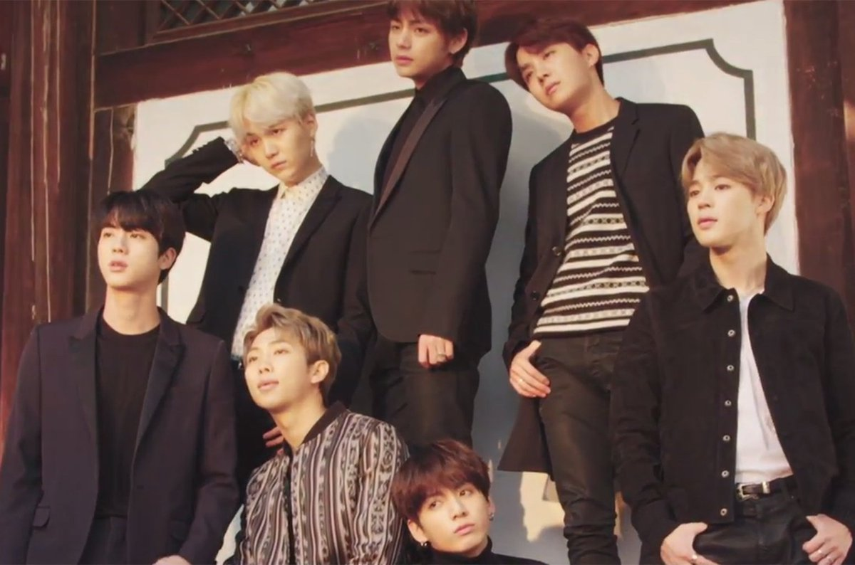 BTS talk personal style influences and t...