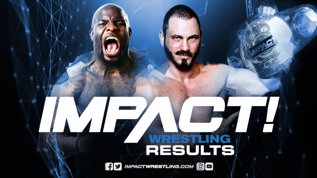Austin Aries defended the World Championship vs. Eli Drake, Taiji Ishimori faced Fantasma, Allie had a secret admirer and so much more! ImpactWrestling.com has the full results from last nights show!   HERE: impac.tw/215results